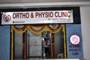 Ortho and Physio clinic in pune