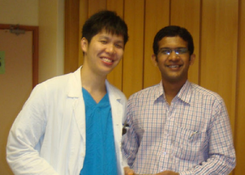Dr. Aniket patil-knee replacement surgeon